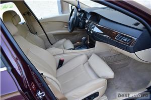 Vand BMW 530xd E60 231cp 4x4 xDrive Ventilatie HeadUpDisplay Navi Mare  - imagine 10