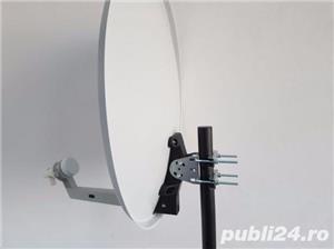 Stativ Trepied antena / max:1,3m, 40kg / Stander boxa Suport difuzor - imagine 2