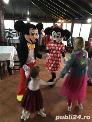 Mascote Mickey si Minnie - imagine 4