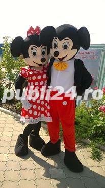 Mascote Mickey si Minnie - imagine 1