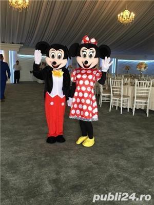 Mascote Mickey si Minnie - imagine 5