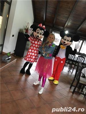 Mascote Mickey si Minnie - imagine 3