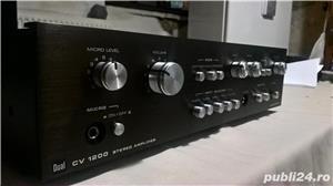 Amplificator statie Dual CV1200 - imagine 9