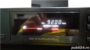 Pioneer F-449sr FM/AM digital synthesizer tuner - imagine 1