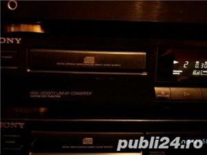 CD Player Sony CDP 215 - imagine 4