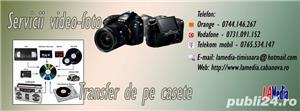 Video-foto la cele mai mici preturi (de la 50 de euro) - imagine 1