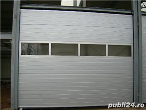 Usi de garaj sectionale Producator - imagine 1