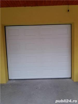 Usi de garaj automatizate Fabrica - imagine 1