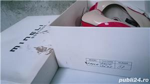 Pantofi dama eleganti Mineli cu toc si platforma marimea 37 - imagine 7