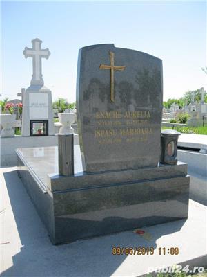 monumente funerare granit ,cruci,cadre ,capace,cavouri complete - imagine 6