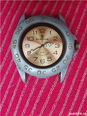 Ceas de mana,cu baterie - imagine 2