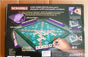 joc de scrabble mare,nou,nefolosit,in cutie,pretfix,rambursposta - imagine 4