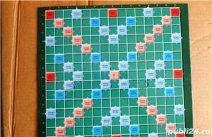 joc de scrabble mare,nou,nefolosit,in cutie,pretfix,rambursposta - imagine 5
