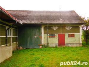 Teren si casa in Vama Buzaului - imagine 4