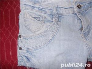 pantaloni scurti de blugi, model superb, denim elastic, stare perfecta, marimi S, M, L - imagine 3