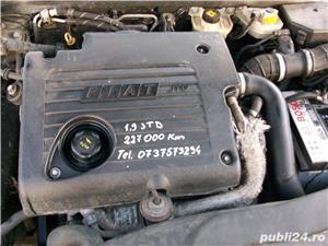 dezmembrez fiat punto motor 1,1 - 1,2 8v 1,2 16v benzina 1,9 jtd - imagine 6