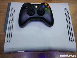 Consola Xbox360, modata, 60gb hdd, Fifa 18 si Gta 5  - imagine 1