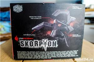 Accesoriu gaming Cooler Master STORM Skorpion suport fir mouse - imagine 6