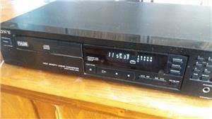 Cd player Sony CDP 195  - imagine 1