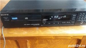 Cd player Sony CDP 195  - imagine 3