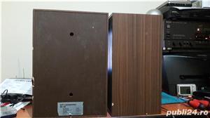 Boxe vintage HiFi EE-55, norma DIN 45500 - imagine 1