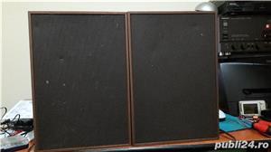 Boxe vintage HiFi EE-55, norma DIN 45500 - imagine 4