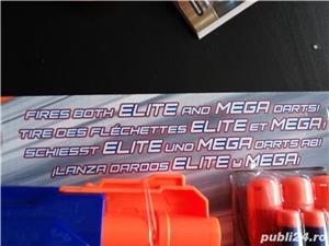Pistol Nerf N-Strike Elite: Dual-Strike Blaster nou - imagine 3