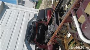 Dezmembrez Mercedes 814 motor 6 pistoane Cu pompa in linie motor clasic - imagine 4