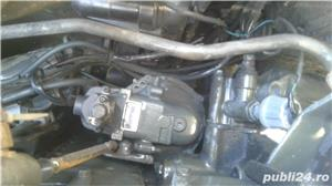 Dezmembrez Mercedes 814 motor 6 pistoane Cu pompa in linie motor clasic - imagine 2