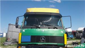 Dezmembrez Mercedes 814 motor 6 pistoane Cu pompa in linie motor clasic - imagine 9
