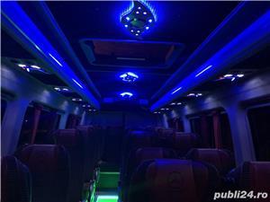 Închirieri microbuze / Transport persoane - imagine 5