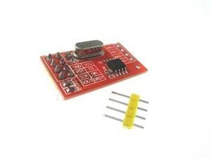 Dual 16-bit ADC Data Acquisition Module SPI Compatible AD7705 Module B - imagine 3