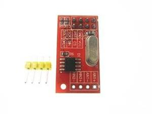 Dual 16-bit ADC Data Acquisition Module SPI Compatible AD7705 Module B - imagine 1