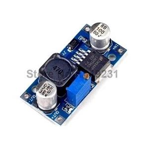LM2596 LM2596S DC-DC Adjustable Step-down Power Supply Module  - imagine 2