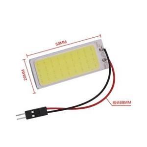 Car led Super Bright White 8W COB 36 Chip LED 18 led Car Interior - imagine 1