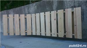 sezlong lemn brad - imagine 1