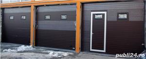 Usi de garaj sectionale Producator - imagine 2