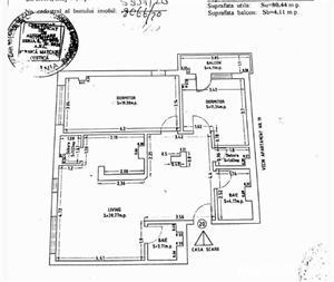 Apartament 3 camere decomandat-Tomis III - imagine 10