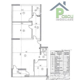 Vanzare apartament 3 camere Unirii, parcul Carol, 120 mp utili, ansamblu 2010, comision zero - imagine 8