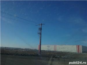 Teren Bolintin Deal vand 18100 mp Nod Autostrada A1 Industrial - imagine 2