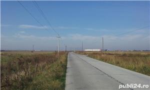 Teren Bolintin Deal vand 18100 mp Nod Autostrada A1 Industrial - imagine 4