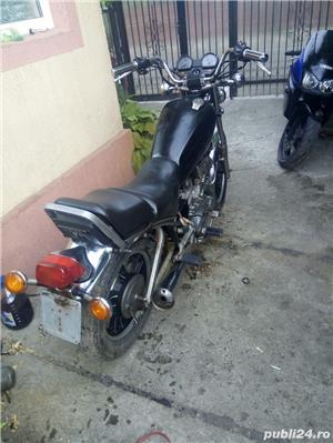 vand sau dezmembrez Chopper Yamaha  virago 500cc - imagine 2