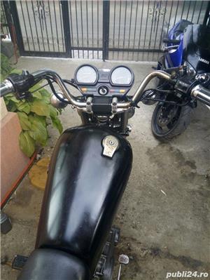 vand sau dezmembrez Chopper Yamaha  virago 500cc - imagine 6
