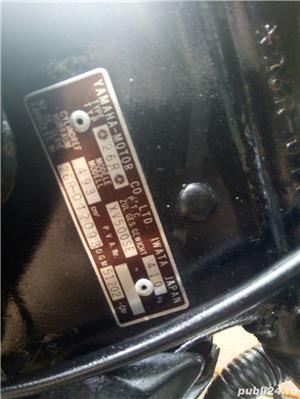 vand sau dezmembrez Chopper Yamaha  virago 500cc - imagine 5