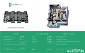 Apartament 2 cam in complex premium Panorama City 1 Militari - imagine 1