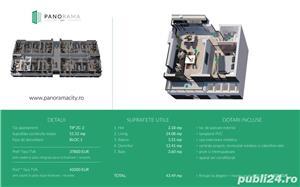Apartament 2 cam in complex premium Panorama City 1 Militari - imagine 3