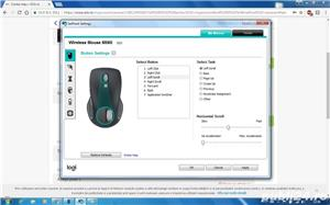 Mouse Wireless Logitech M560, Negru, cu receptor Unifying  - imagine 1