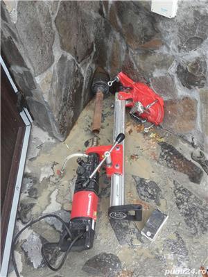 Gaura hota, centrala termica, carotare, beton armat, demolari - imagine 3