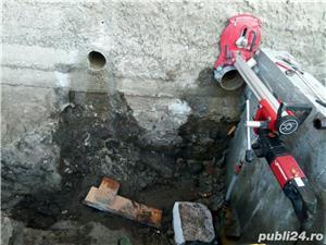Gaura hota, centrala termica, carotare, beton armat, demolari - imagine 2
