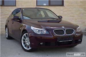 Vand BMW 530xd E60 231cp 4x4 xDrive Ventilatie HeadUpDisplay Navi Mare  - imagine 3